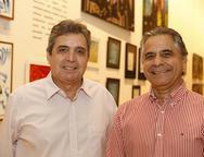 Totonho Laprovitera e Marcelo Cavalcante