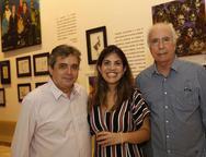 Totonho Laprovitera, Beatriz e Johnes Wolf