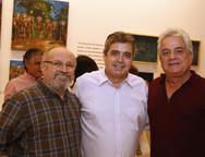 Vando Figueredo, Totonho Laprovitera e Marcinho Fiuza