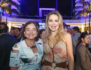 Ana Studart e Onelia Santana