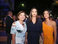Ana, Patricia e Karine Studart