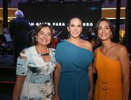 Ana Studart, Renata Santos e Karine Studart