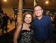 Bernadete Espindola e Gilberto Siebra