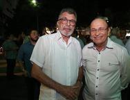 Eudoro Santana e Nelson Montenegro