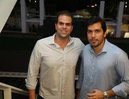 Igor Araripe e Adriano Viana
