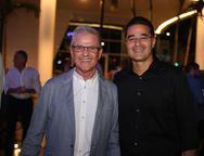 Julio Cesar Tress e Daniel Arruda