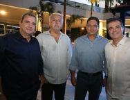 Kalil Otoch, Jose Moraes e Ricardo Bezerra