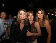 Liana Teixeira, Cristina Barreira e Micheline Pinheiro