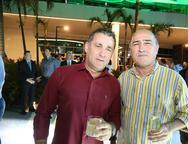 Roberto Carlos e Fernando Monteiro