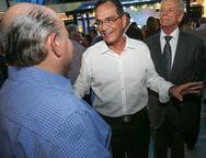 Roberto Claudio e Beto Studart