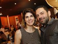 Luise Duque e Jonthan Rodrigues
