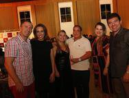 Philipi Goudenfroide, Elen, Danielle e Talles Ximenes e Karen e Renato Aguiar