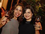 Rita Rufino e Andrea Benevides