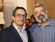 Rodrigo Viriato e Danilo Arruda