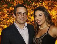 Rodrigo Viriato e Ingrid Serafim
