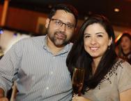 Saulo Couto e Debora Lima