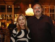 Valeria e Ricardo Holanda