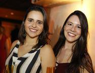 Fernanda Vasconcelos e Priscila Parente