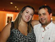 Jasna de Arag�o e Edilson Duarte