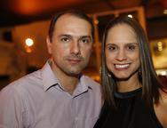 Jo�o Paulo Rossi e Fernanda Maria Alencar