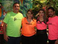 Aniversário de Roberta Montezuma