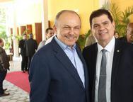 Honorio Pinheiro e Mauro Filho