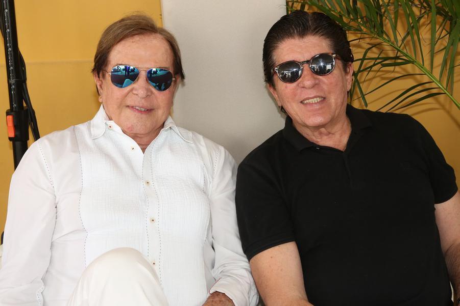 Lazaro Medeiros e Dito Machado