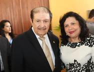 Mauro Benevides e Nailde Pinheiro