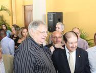 Moroni Torgan e Mauro Benevides