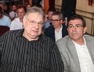 Moroni Torgan e Alexandre Pereira