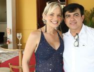 Paola Braga e Jaime Paula Pessoa