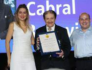 On�lia Santana, Roberto Claudio e Mauro Benevides