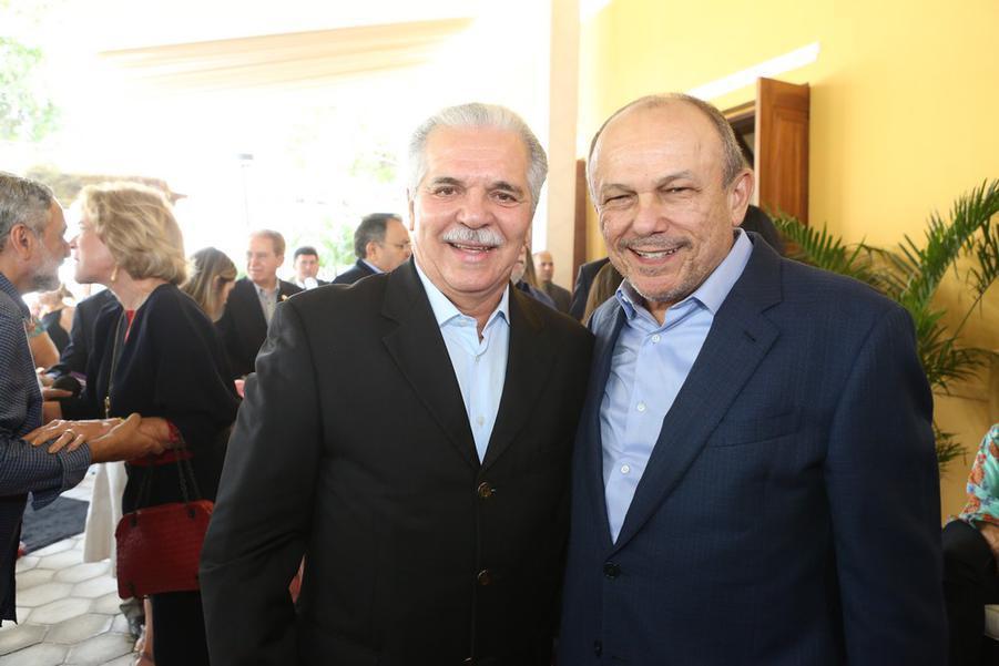 Pio Rolim e Honorio Pinheiro
