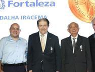 Roberto Claudio, Mauro Benevides, Jos� Otho e Pio Rodrigues Rolim
