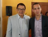 Eupidio Nogueira e Pedro Rocha