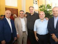 Freitas Cordeiro, Assis Cavalcante, Moroni Torgan, Roberto Claudio e Honorio Pinheiro