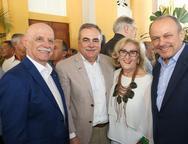 Freitas Cordeiro, Assis Cavalcante, Socorro Fran�a e Honorio Pinheiro