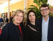 Estela Rolim, Vania e Jose  Macedo