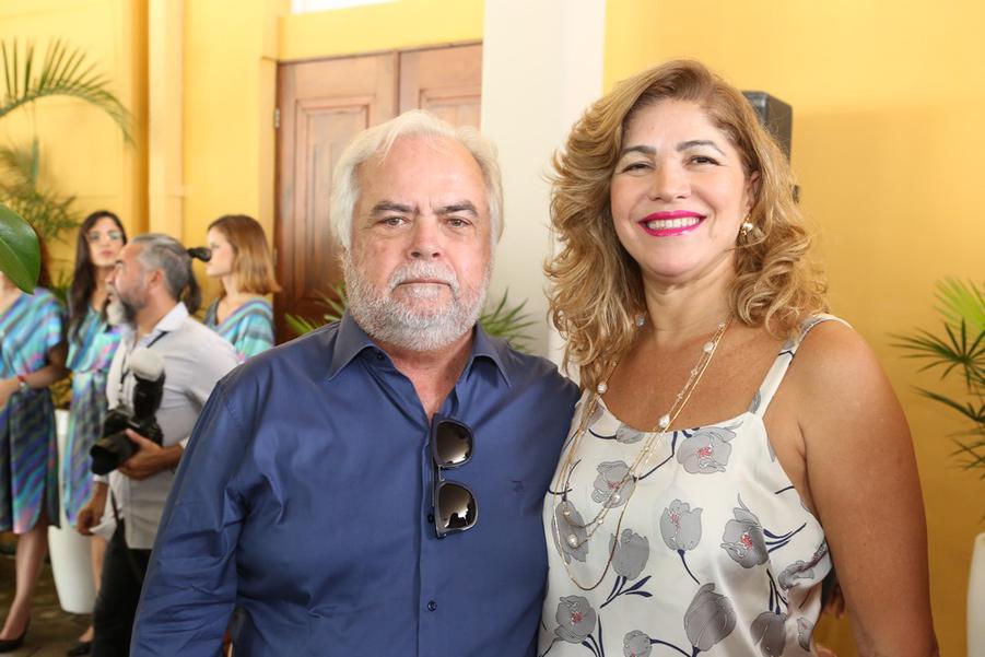 Dias e Ana Patricia