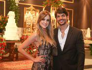 Ana Lucia Vilela e Lucas Fernandes