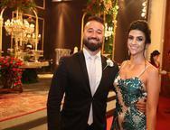 Cleiton Sousa e Patricia Castro