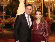 Humberto Araujo e Ana Paula