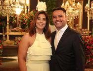 Leticia e Andre Teixeira