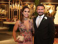 Luiza Freira e Felipe Maia