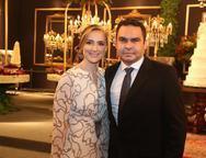 Rozita Lavor e Renato Brasil