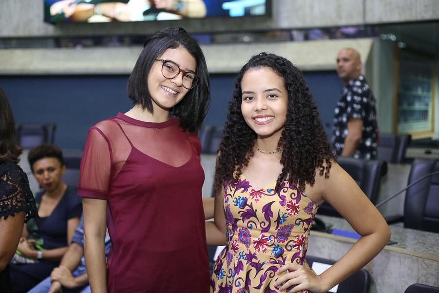 Gabriele Zaranza e Lilian Santos