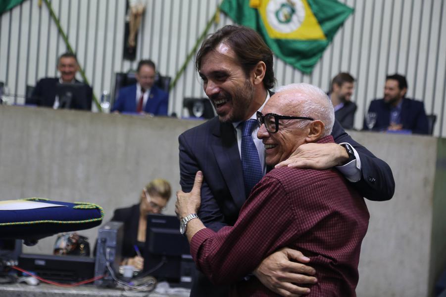 Guilherme Sampaio e Ivonilo Praciano
