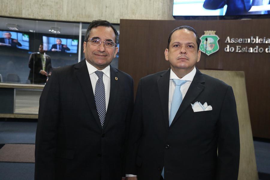 Jardson Cruz e Marcus Lage