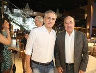 Adolfo Bichucher e Silvio Frota