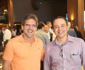 Adalberto Machado e Luciano Montenegro